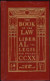 aleister crowley, the book of the law